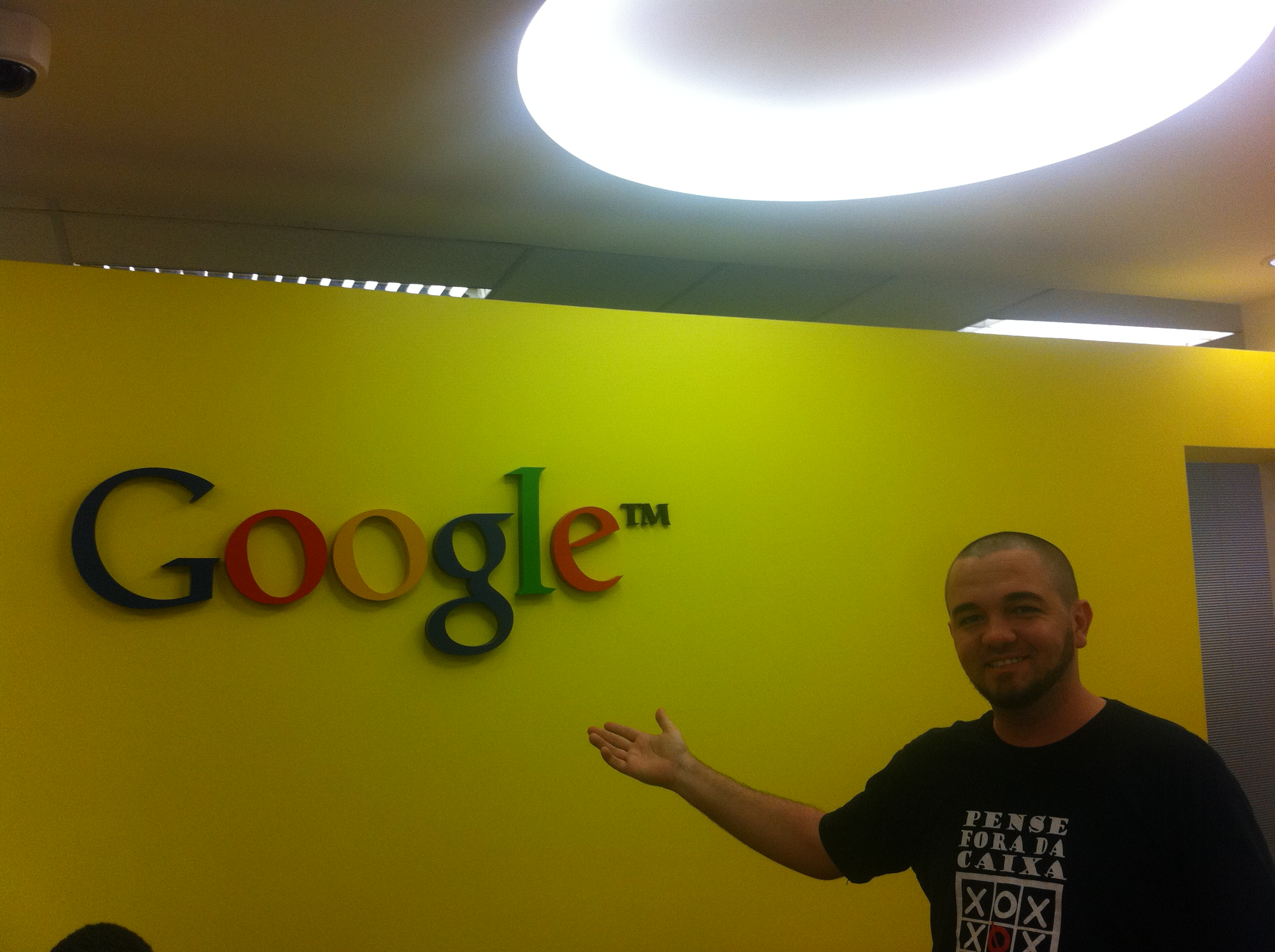 Marcelo Ostia no Google
