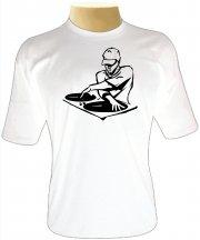 Camiseta DJ 28 Branca