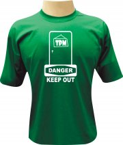 Camiseta TPM Keep Out