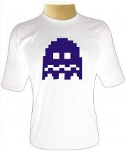 Camiseta Pac Man GHOST