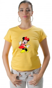 Camiseta Minnie 04