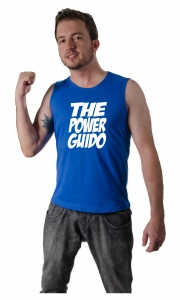 Camiseta Power Guido