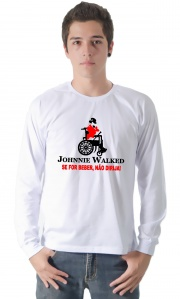 Camiseta Johnnie Walked