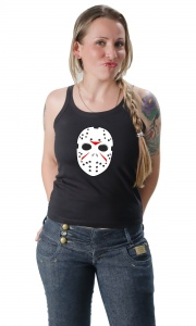 Camiseta Jason Mascara