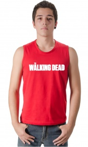 Camiseta The Walking Dead Logo