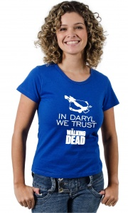 Camiseta Daryl The Walking Dead TWD