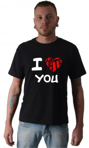 Camiseta - I love-hate you