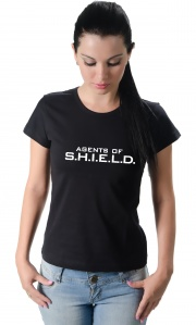 Camiseta - Agents of S.H.I.E.L.D.