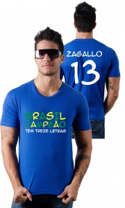 Camiseta - Zagallo 13