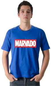 Camiseta - Marvado Satira Marvel