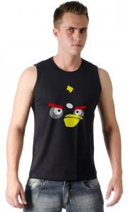 Camiseta - Angry Birds Bomb