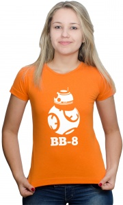 Camiseta Star Wars - BB-8