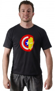 Camiseta - Guerra Civil