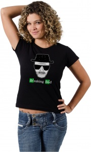Camiseta - Breaking Bad Heisenberg