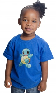 Camiseta Pokemon Squirtle