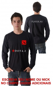 Camiseta DotA - Defense of the Ancients