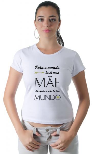 d20fa79e0 Camiseta Mãe