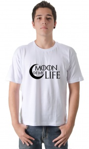 Camiseta Moon of my life (Game of Thrones)
