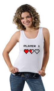 Camiseta Player 1
