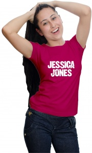 Camiseta Jéssica Jones