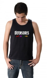 Camiseta Os Defensores
