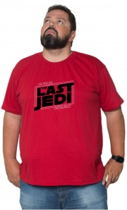 Camiseta Star Wars - The Last Jedi (Logo)