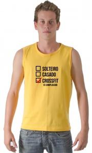 Camiseta Status Crossfit