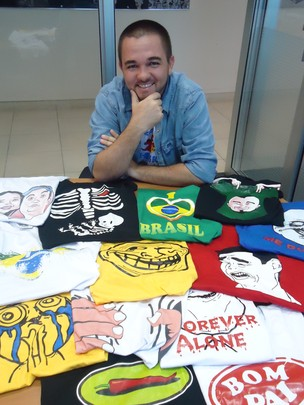 Franquia Camisetas da Hora - Oferta com tempo limitado 251e37d40c6e8