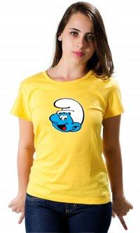 Camiseta Smurfs 01