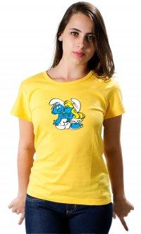 Camiseta Smurfs 02