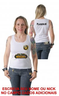 Camiseta World of Warcraft