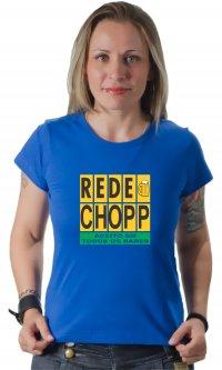 Camiseta Rede Chopp