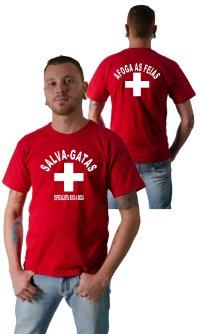 Camiseta Salva Gatas