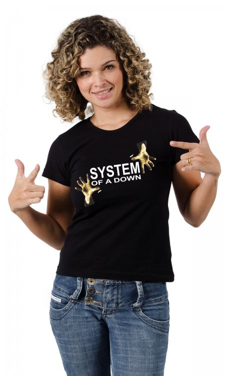 Camiseta System of a Down e653c6f3e21e9