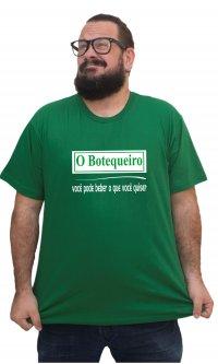 Camiseta O Botequeiro