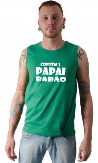 Camiseta Papai Babão