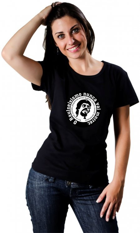 Camiseta Raul Seixas 237048b2b51
