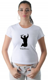 Camiseta Thanks Wikipedia