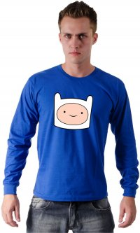 Camiseta Finn Hora da Aventura