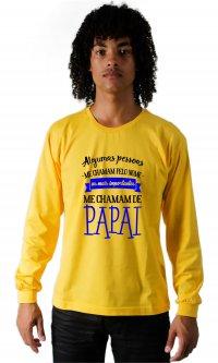 Camiseta Me chamam de papai
