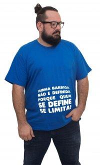 Camiseta Barriga Definida