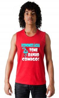 Camiseta Economize água