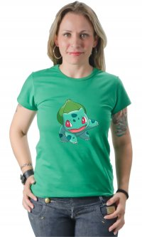 Camiseta Bulbasaur Pokémon