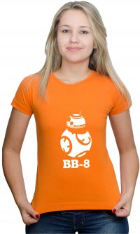 Camiseta BB-8