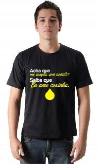 Camiseta Coxinha