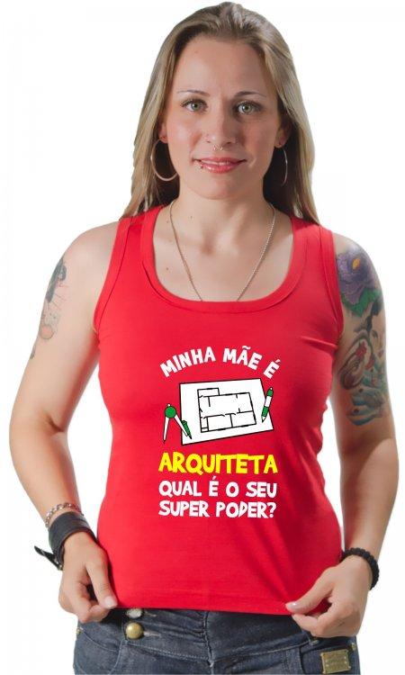 Camiseta Mãe arquiteta 4afee072273