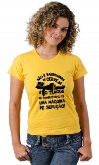 Camiseta Barriguinha de cerveja