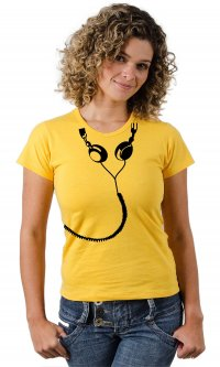 Camiseta Deejay Phone