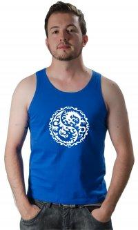 Camiseta Dragão Tribal Bem e Mal