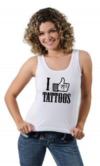 Camiseta I like Tattoos